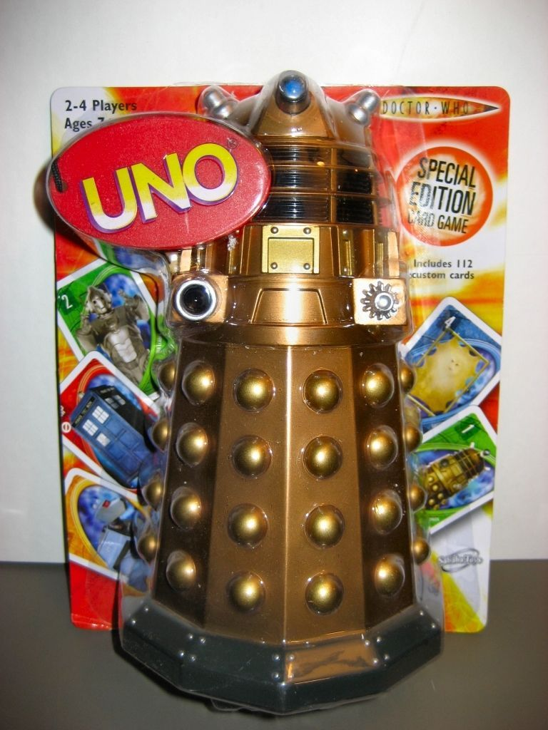 UNO: Doctor Who