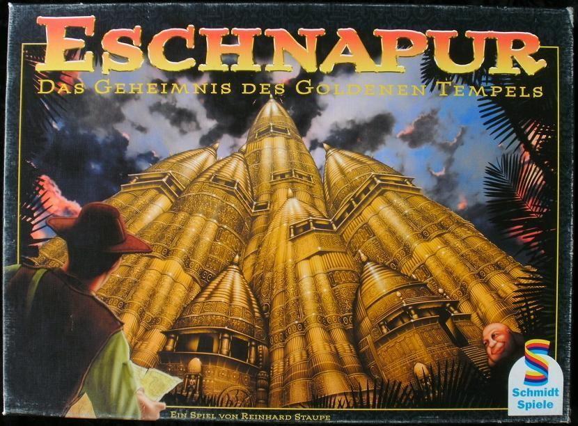 Eschnapur