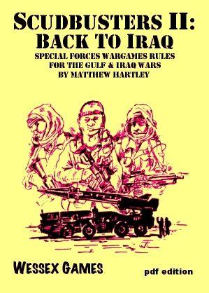 Scudbusters II: Return to Iraq