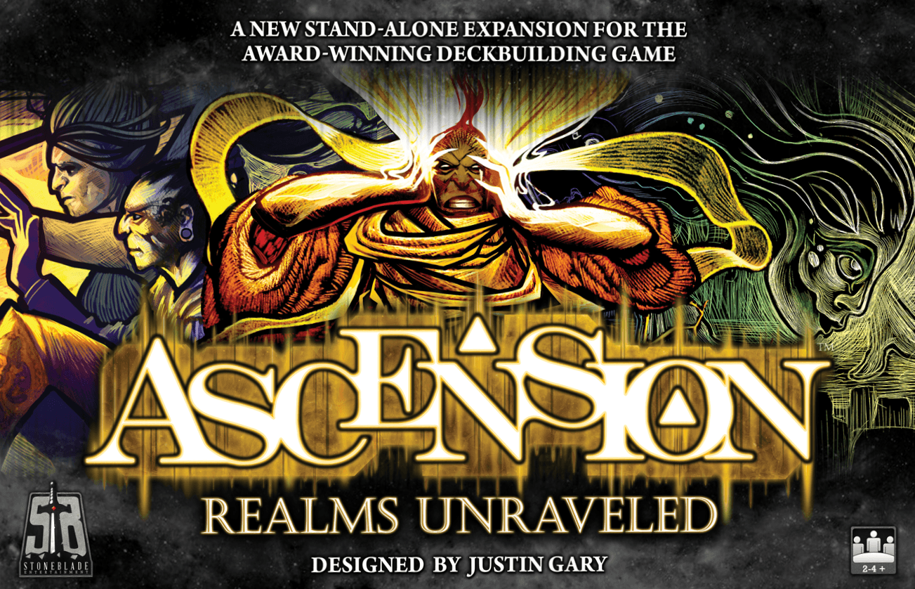 Main image for Ascension: Realms Unraveled board game