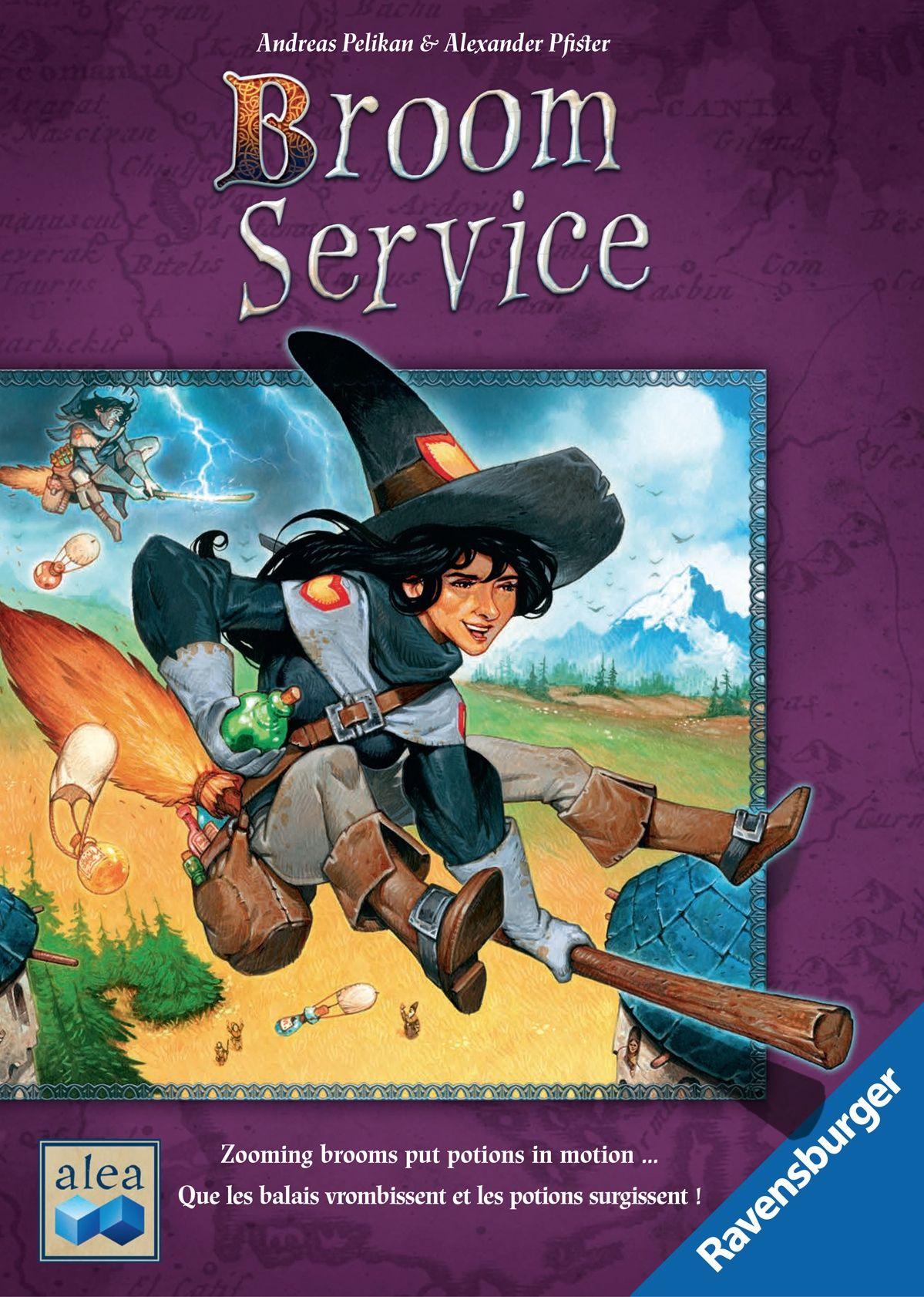 Cover Broom Service