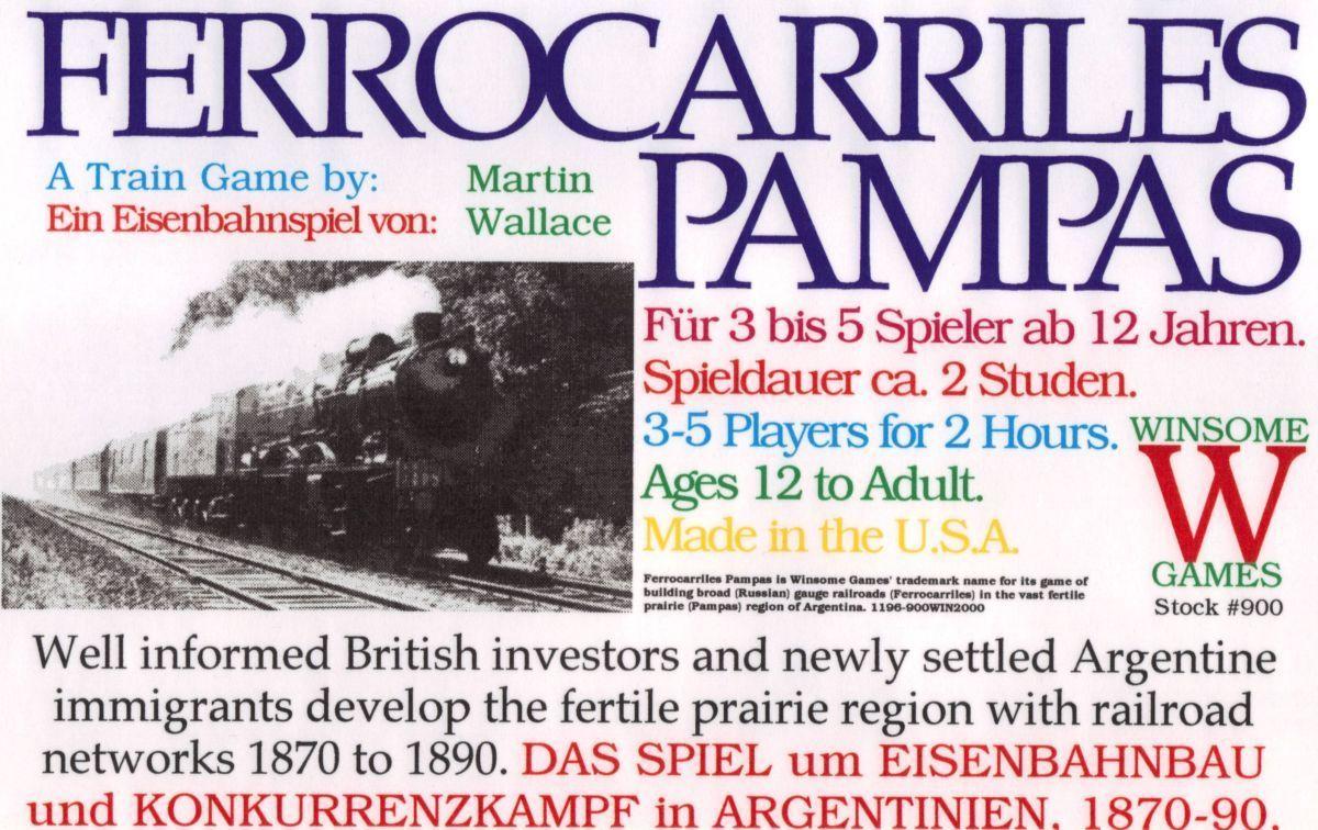 Ferrocarriles Pampas