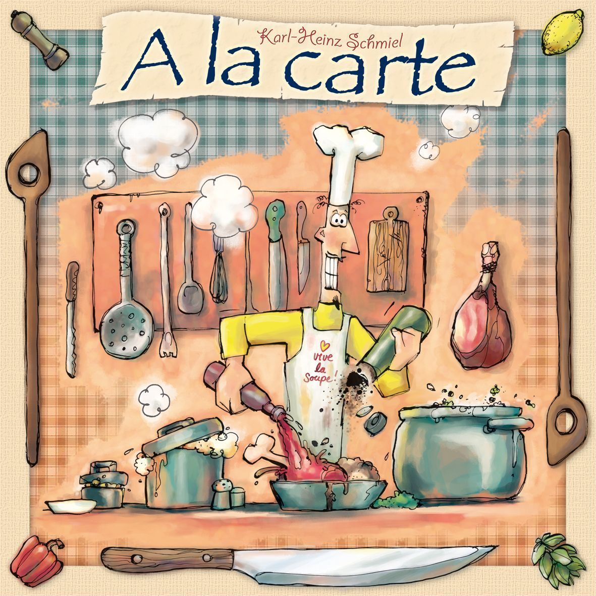 Main image for A la carte board game
