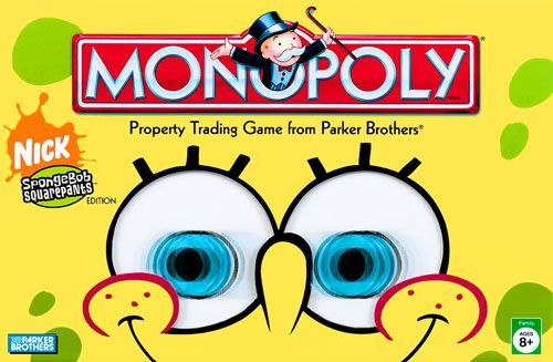 Monopoly: Spongebob Squarepants