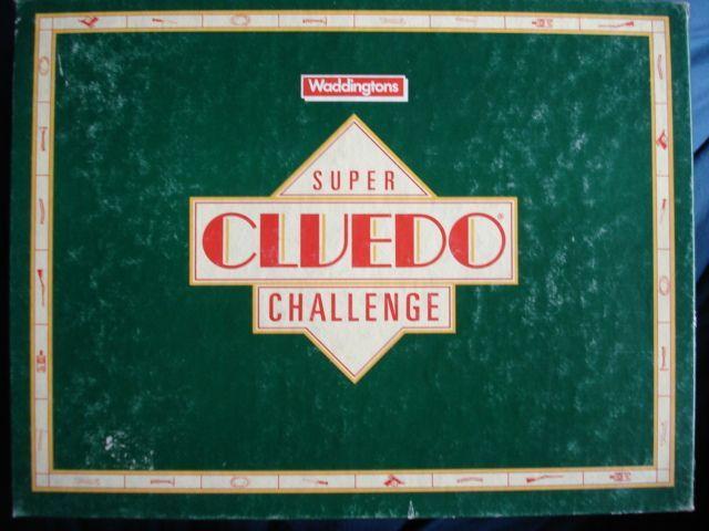 Super Cluedo Challenge
