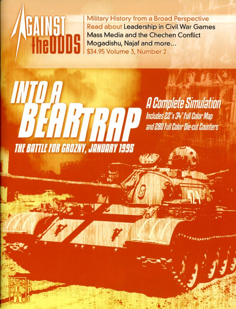 Into a Bear Trap: The Battle for Grozny, January 1995