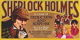 Sherlock Holmes:  A Game of Deduction and Suspense