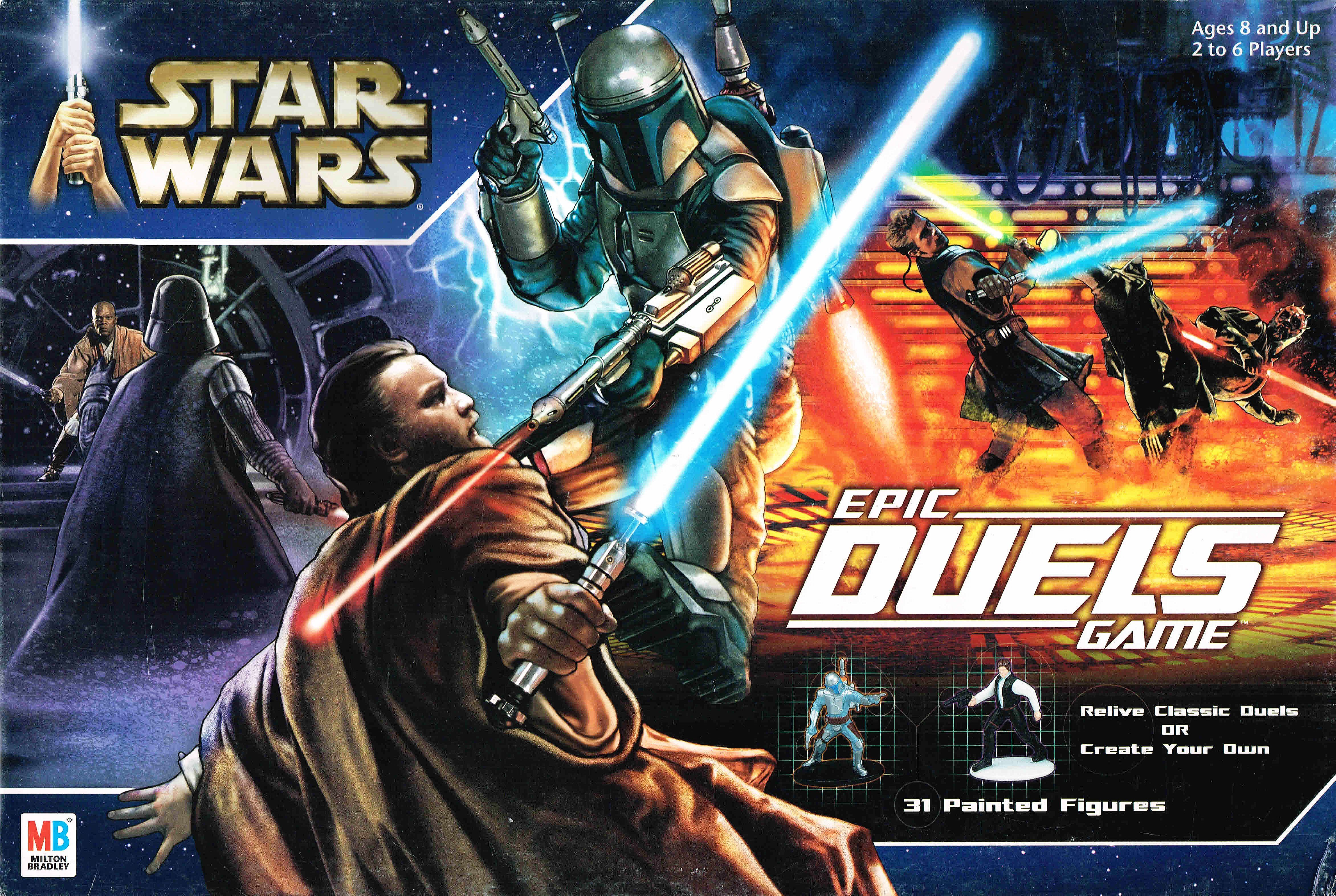 Main image for Star Wars: Epic Duels