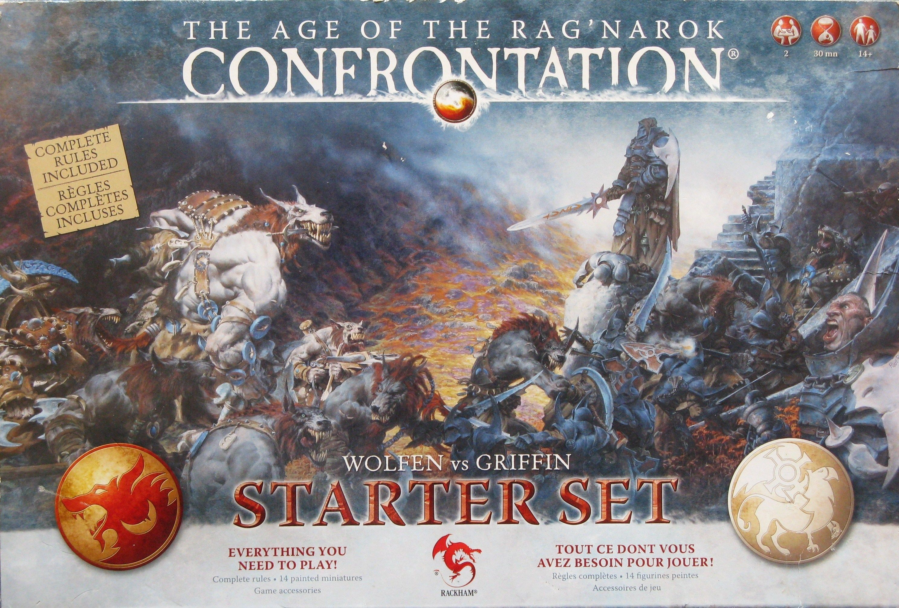 Confrontation: The Age of the Rag'Narok