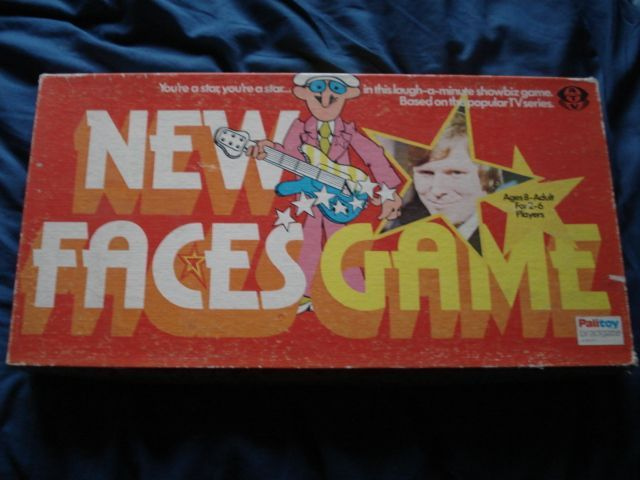New Faces Game