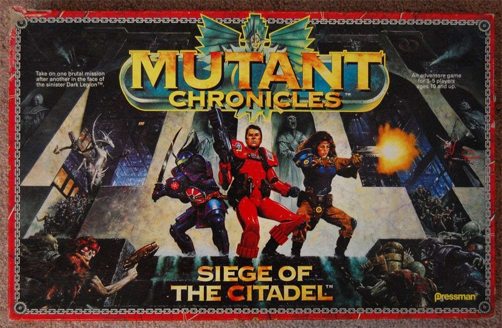 Main image for Mutant Chronicles: Siege of the Citadel