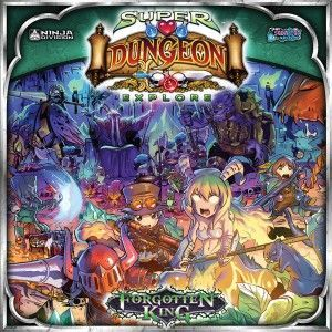 Main image for Super Dungeon Explore: Forgotten King