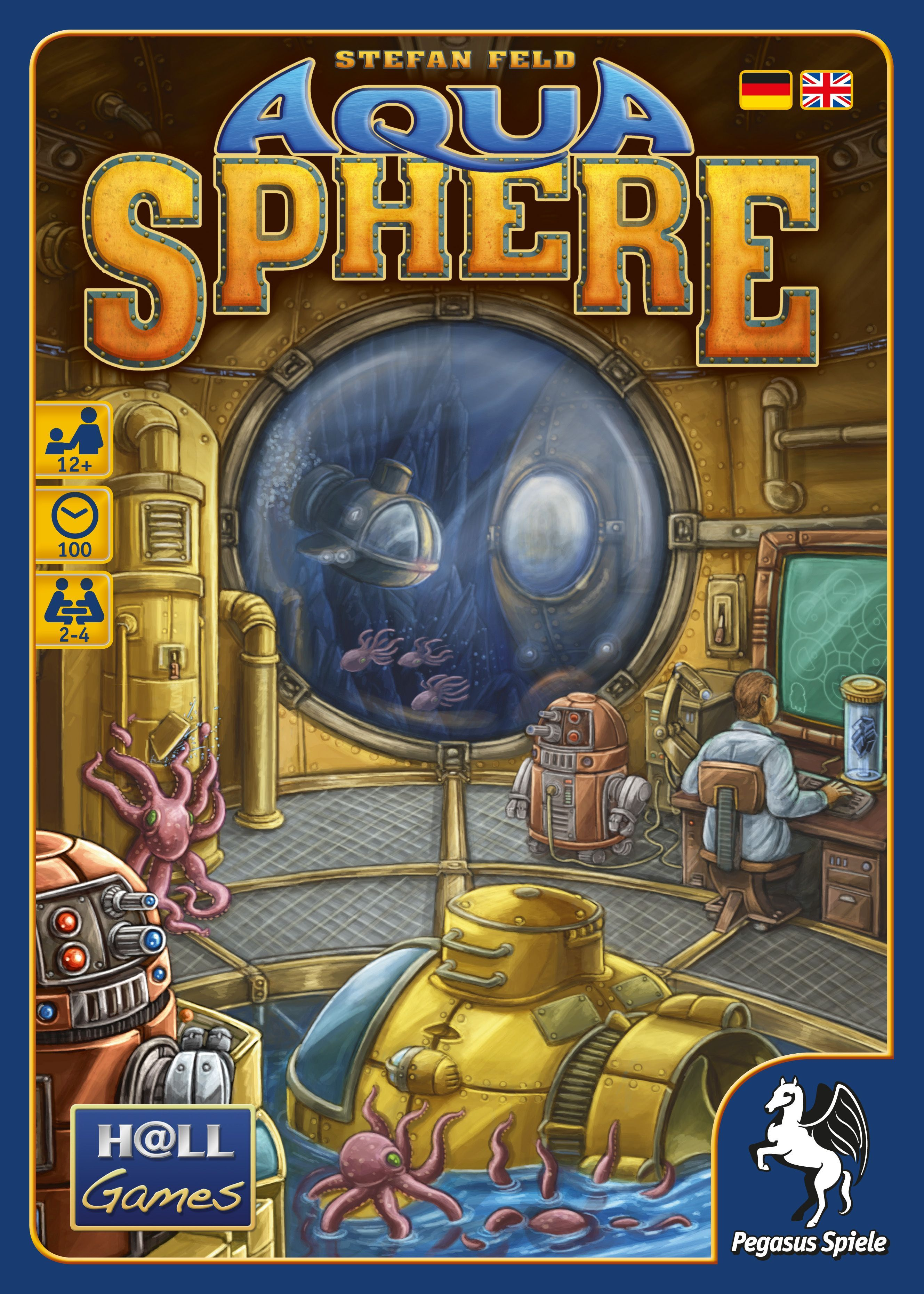 Main image for AquaSphere board game
