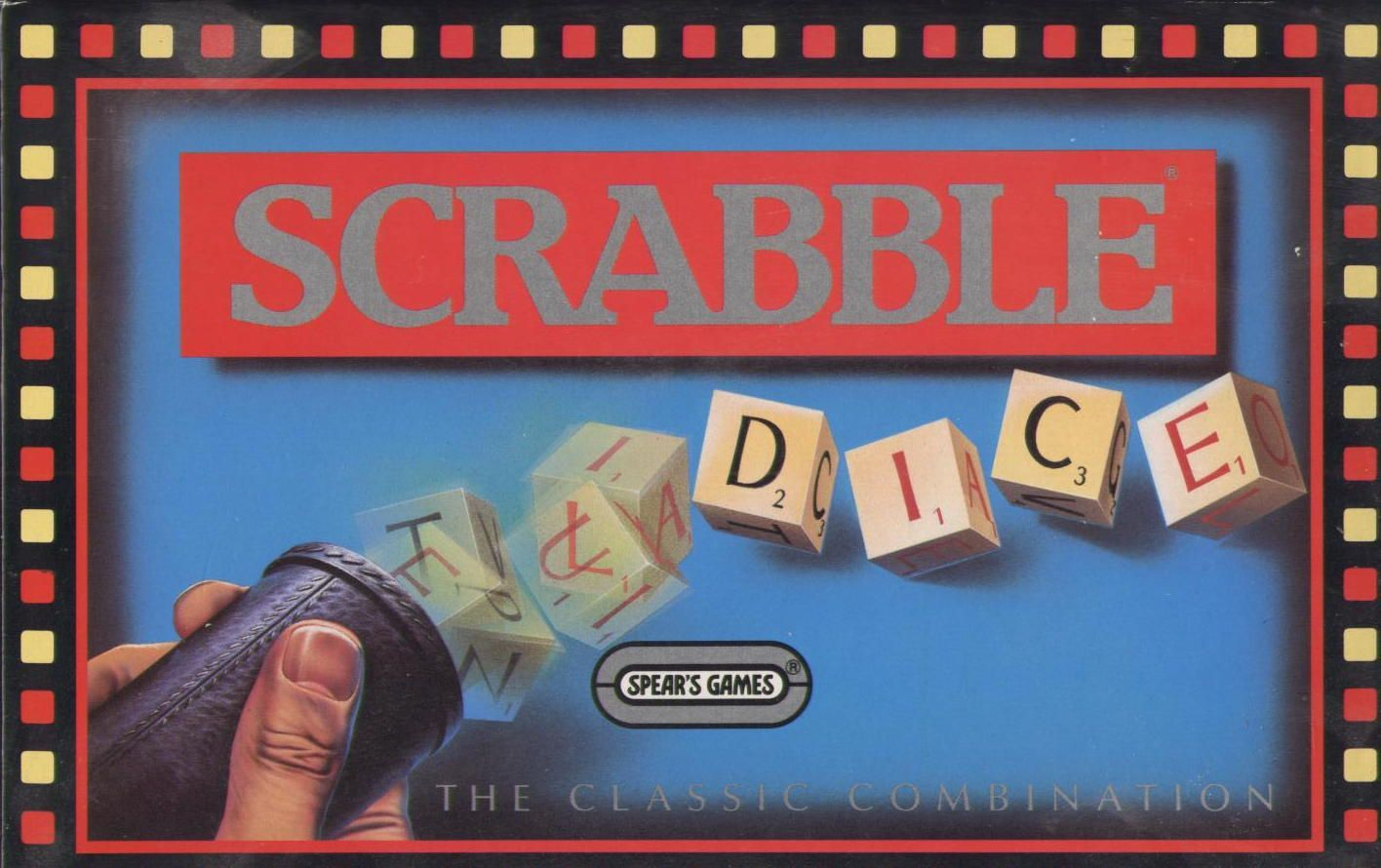Scrabble Dice
