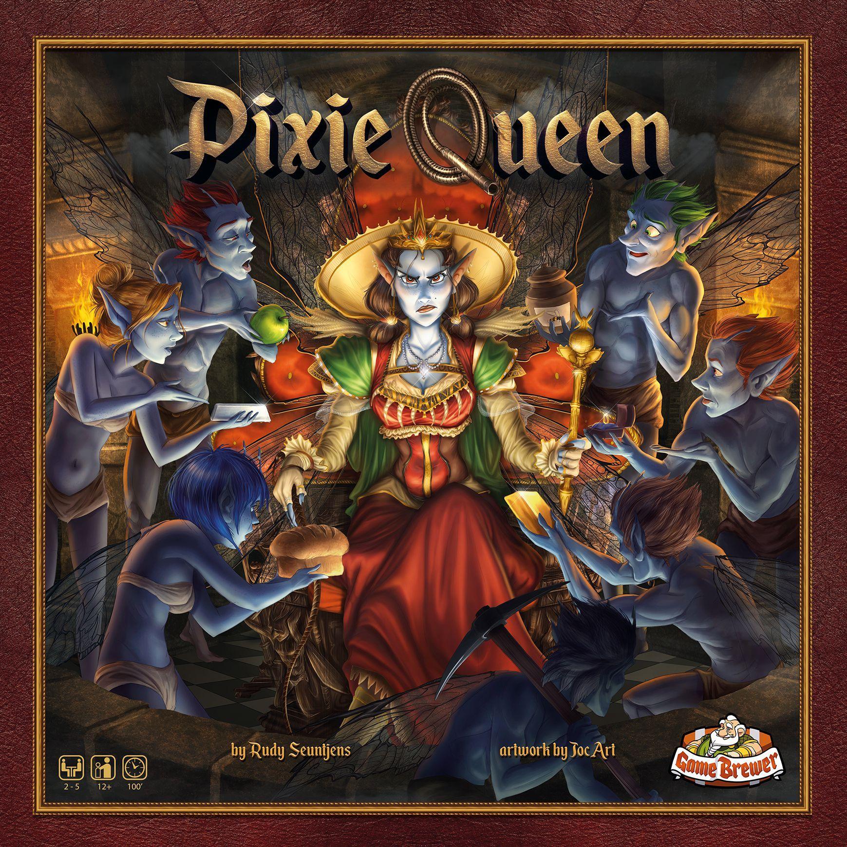 Cover Pixie Queen