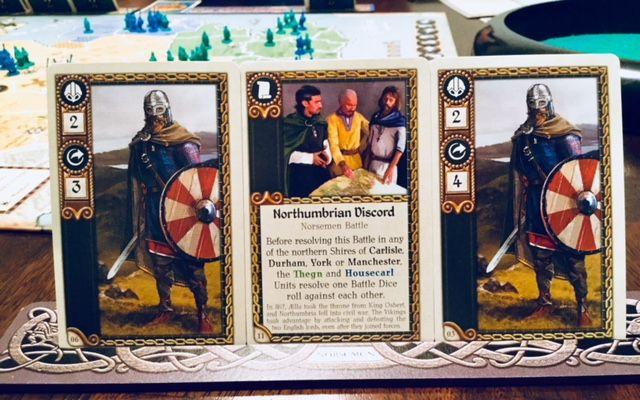 878 Vikings: Invasions of England | Image | BoardGameGeek