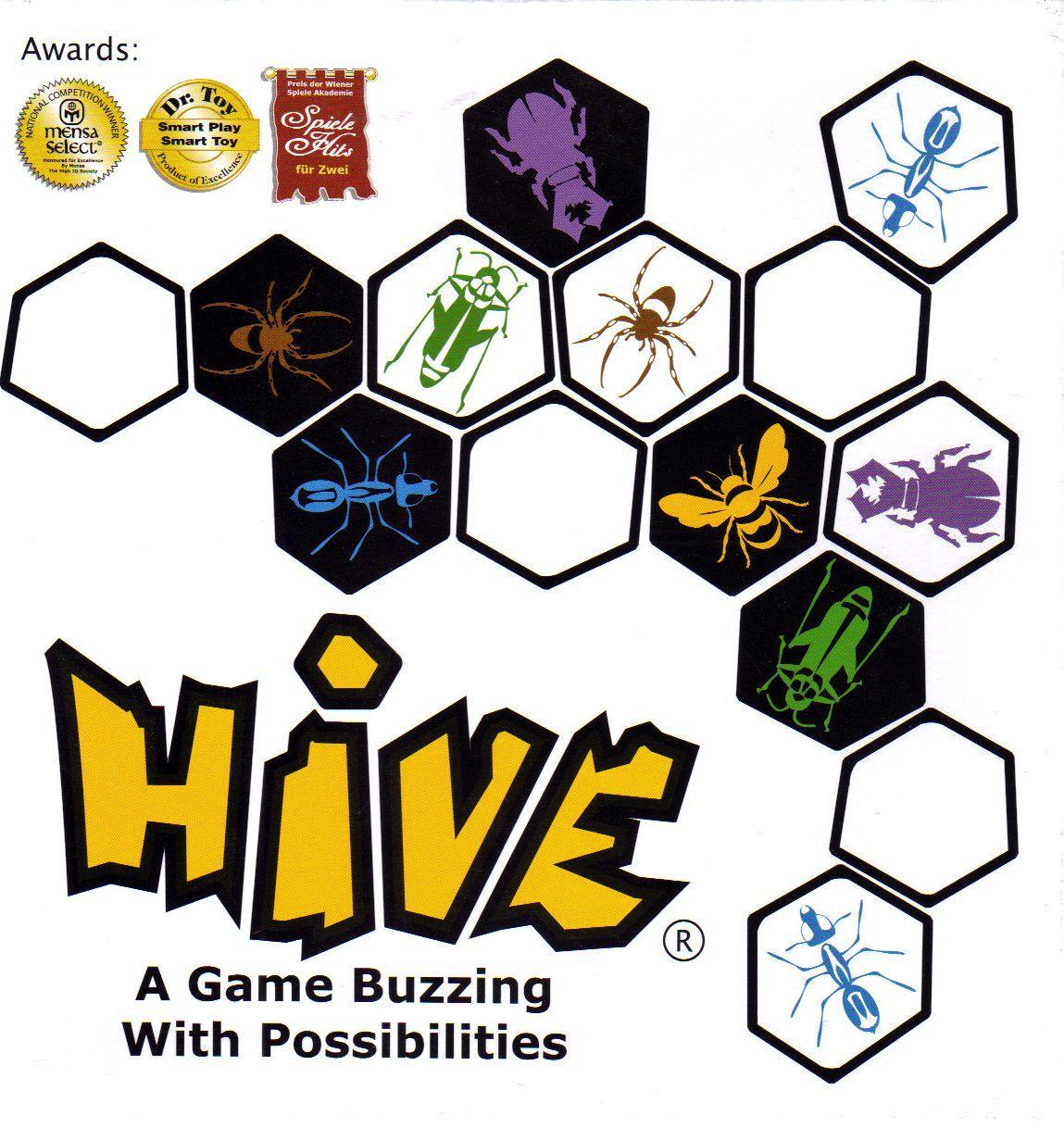 Hive - juegos de iniciación