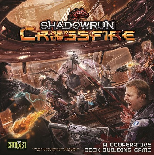 Main image for Shadowrun: Crossfire