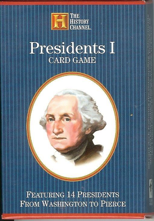Presidents I Card Game