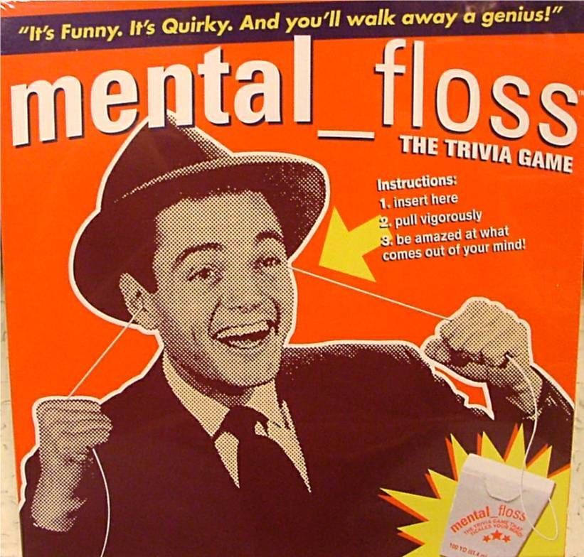 Mental Floss Game