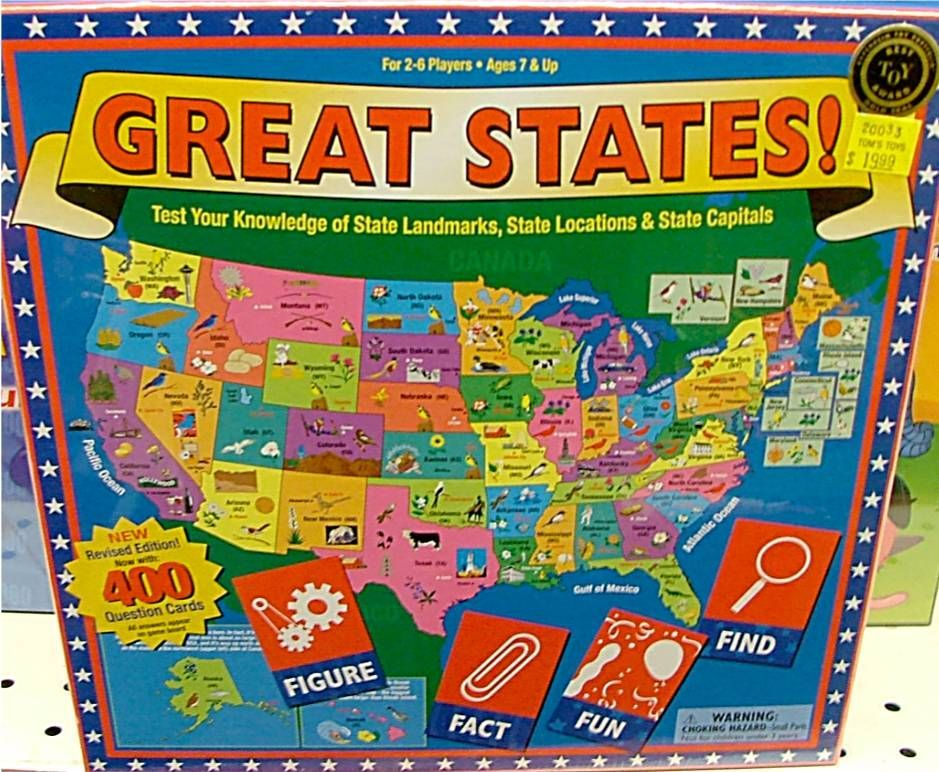 Great States!