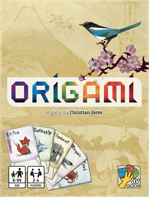 Cover Origami