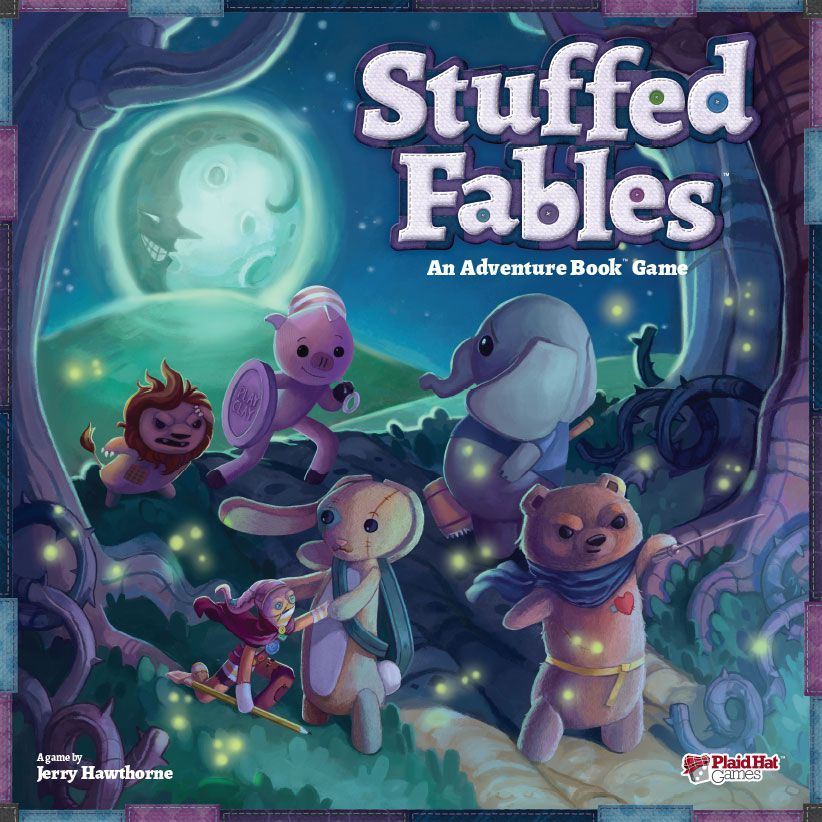 Cover Stuffed Fables