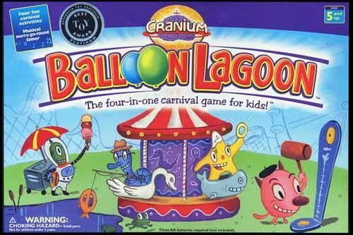 Cranium Balloon Lagoon