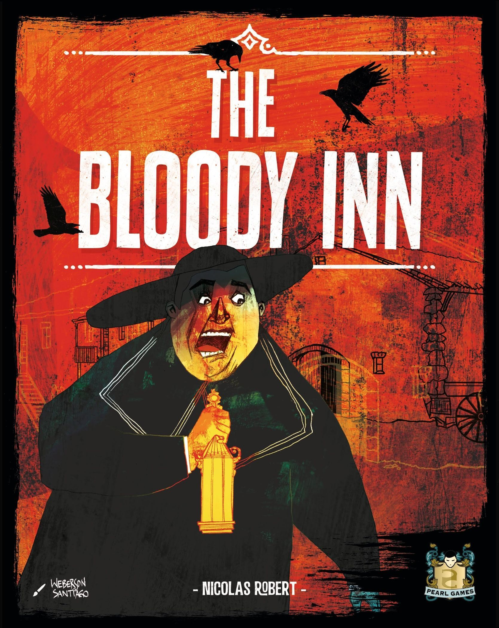 Main image for The Bloody Inn board game