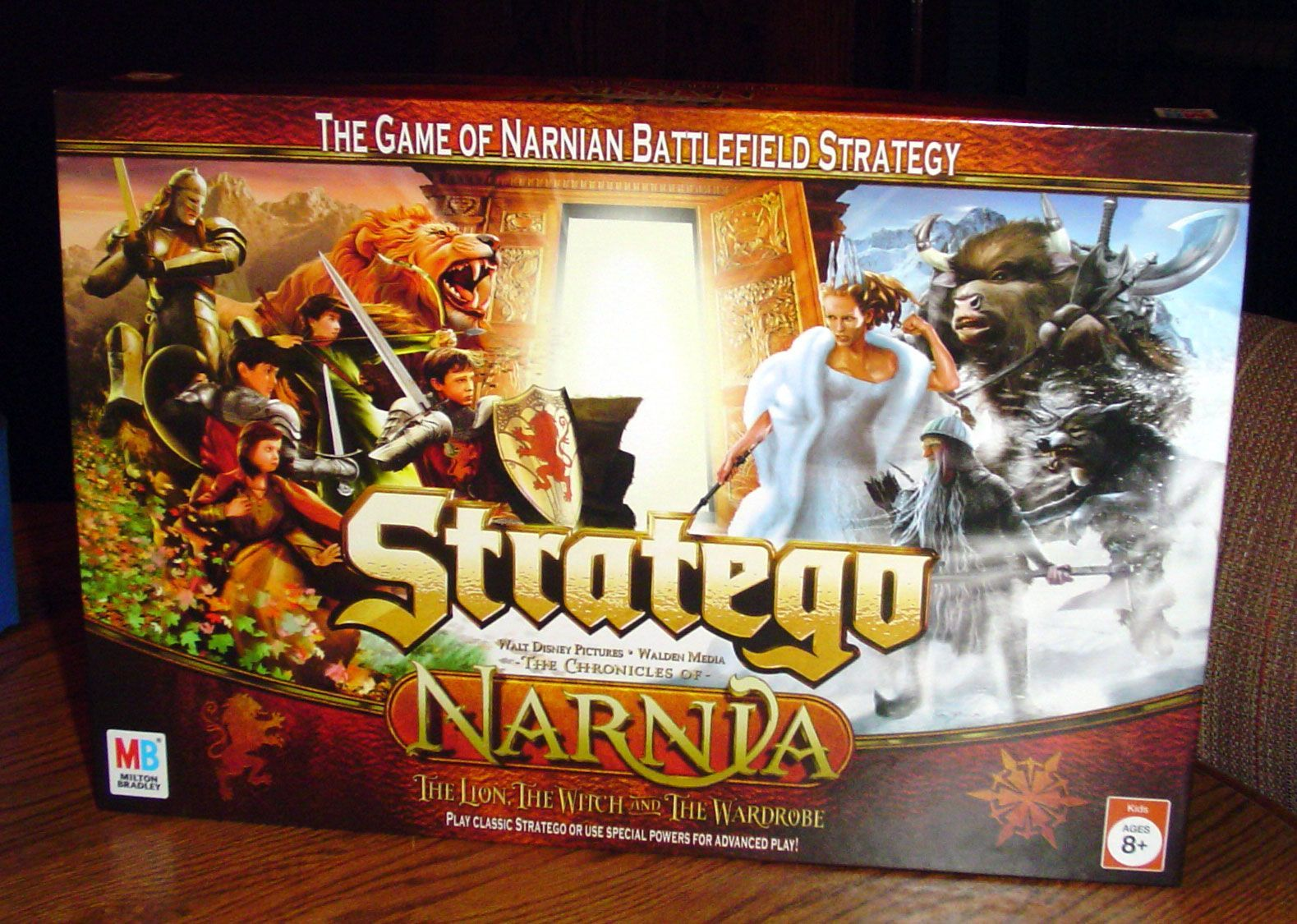 Stratego: The Chronicles of Narnia