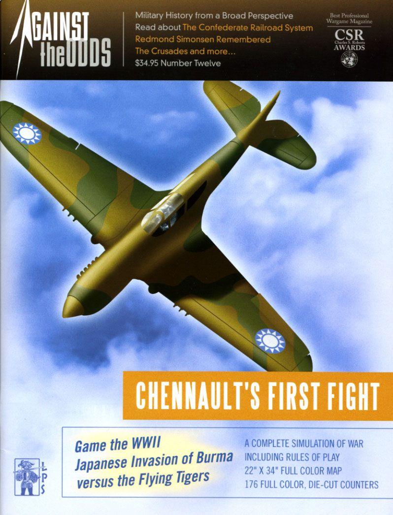 Chennault's First Fight