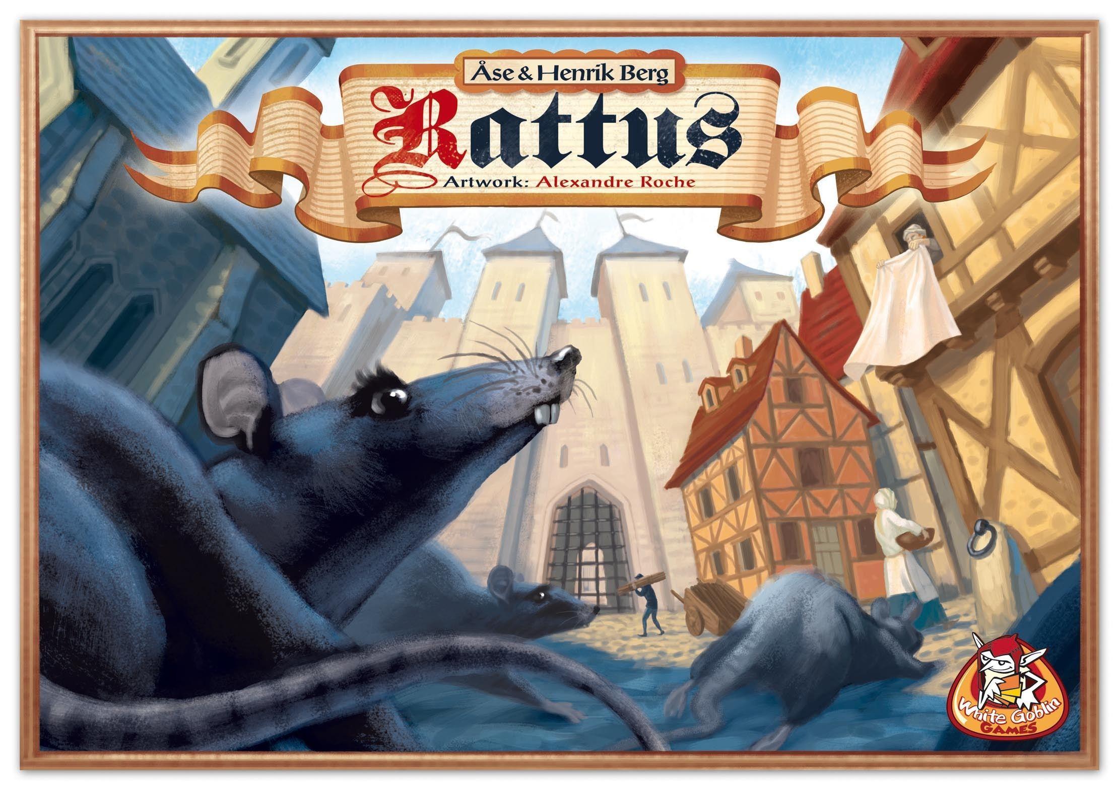 Cover Rattus
