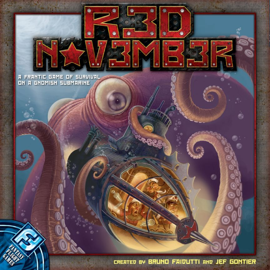 Main image for Red November