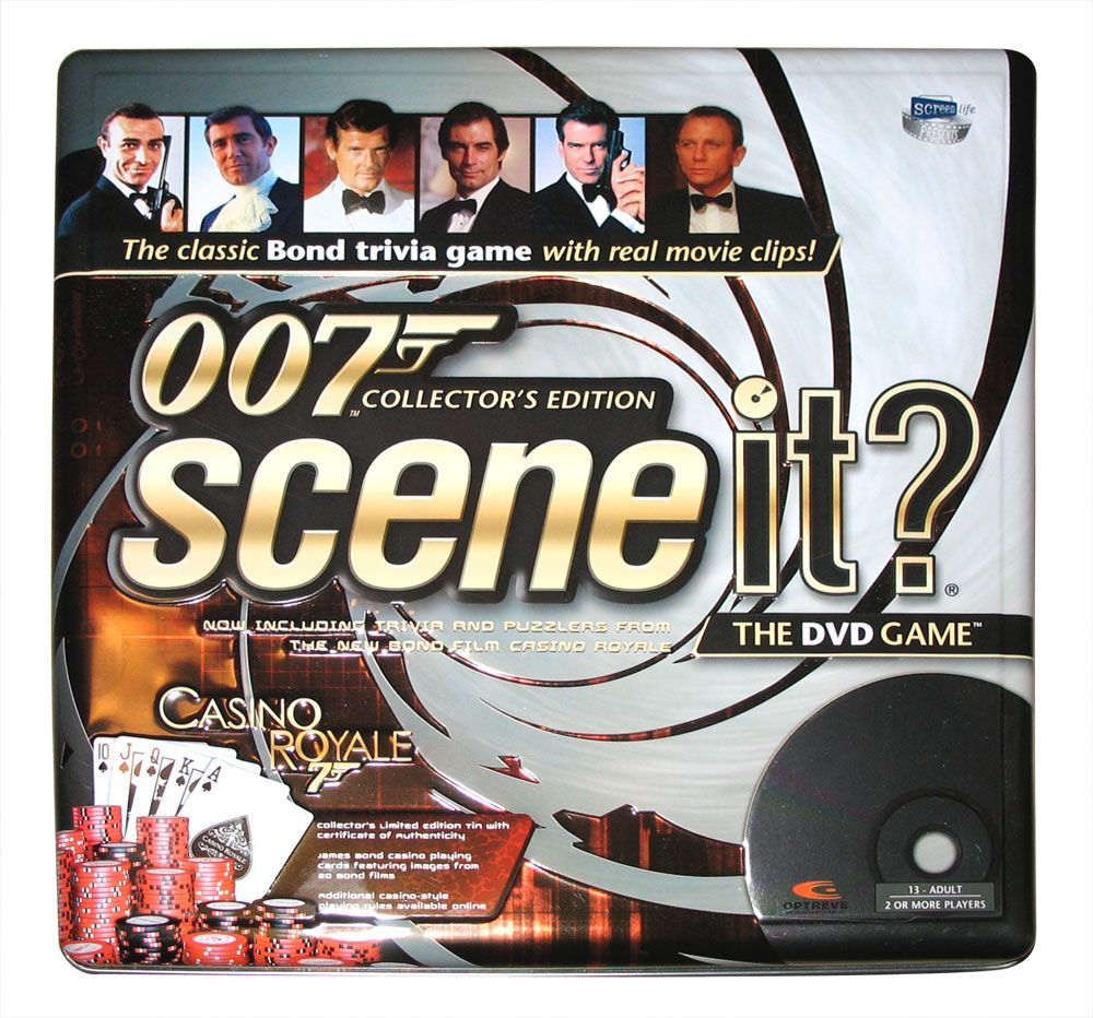 Scene it? 007 Collector's Edition