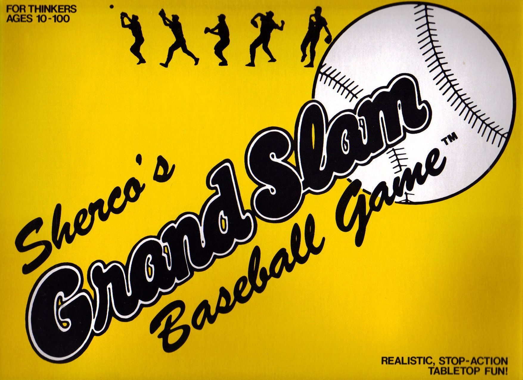 Sherco's Grand Slam Baseball Game