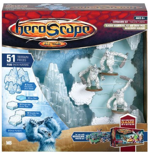 Heroscape Expansion Set: Thaelenk Tundra