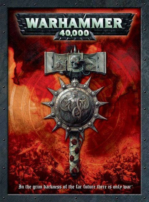 Main image for Warhammer 40,000 (fifth edition)