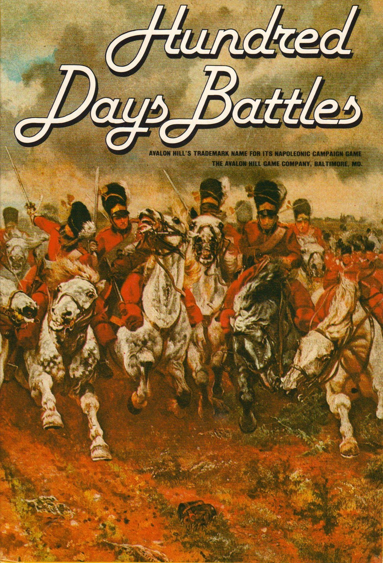 Hundred Days Battles