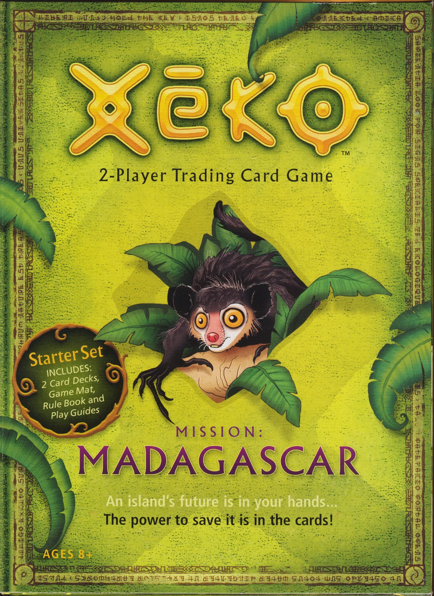 Xēko Mission: Madagascar