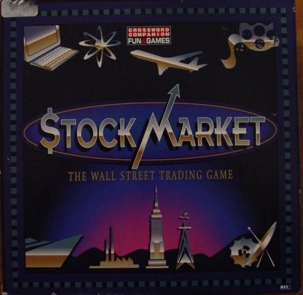 Stock Market: The Wall Street Trading Game