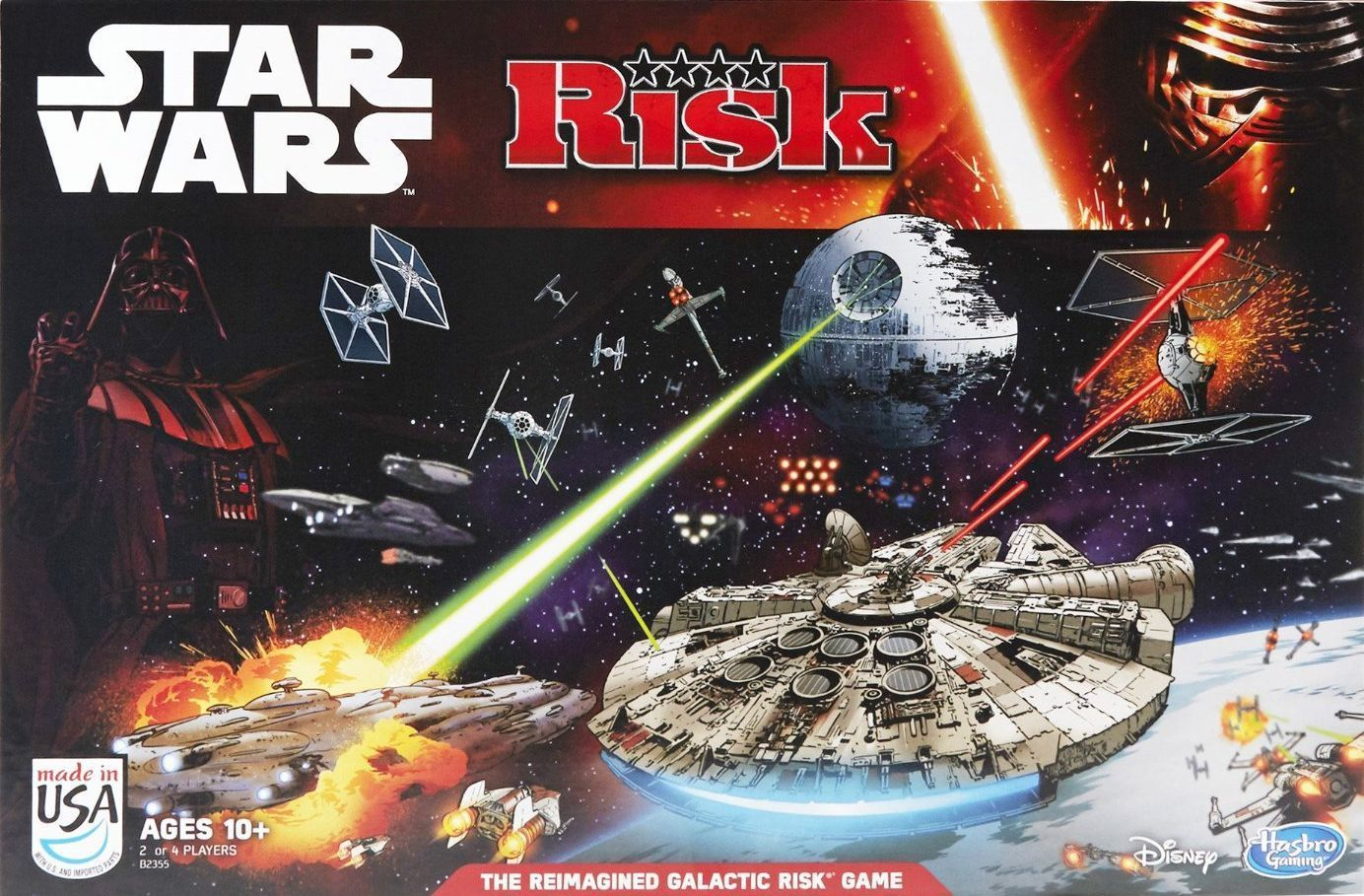 Main image for Risk: Star Wars Edition