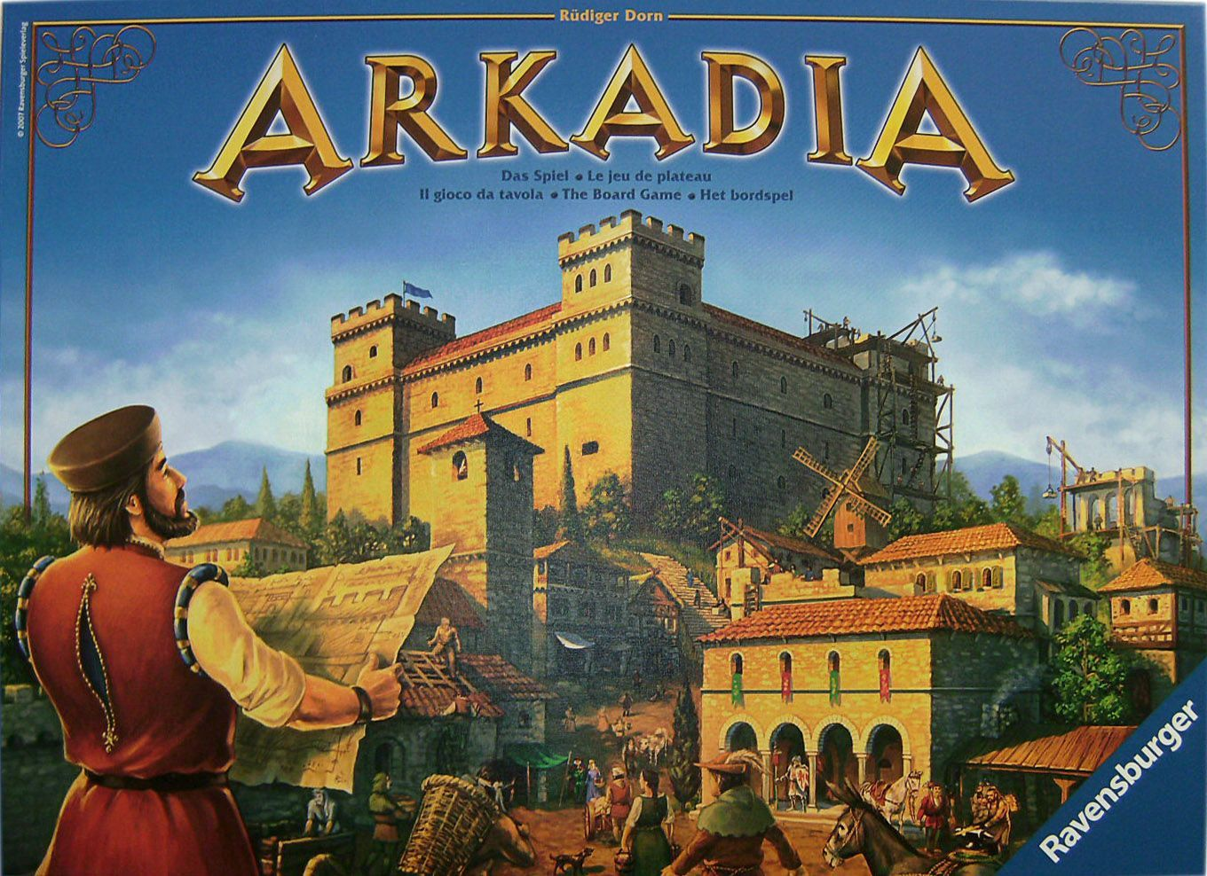 Main image for Arkadia board game