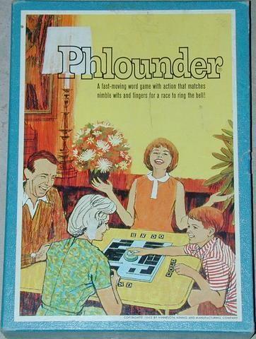 Phlounder