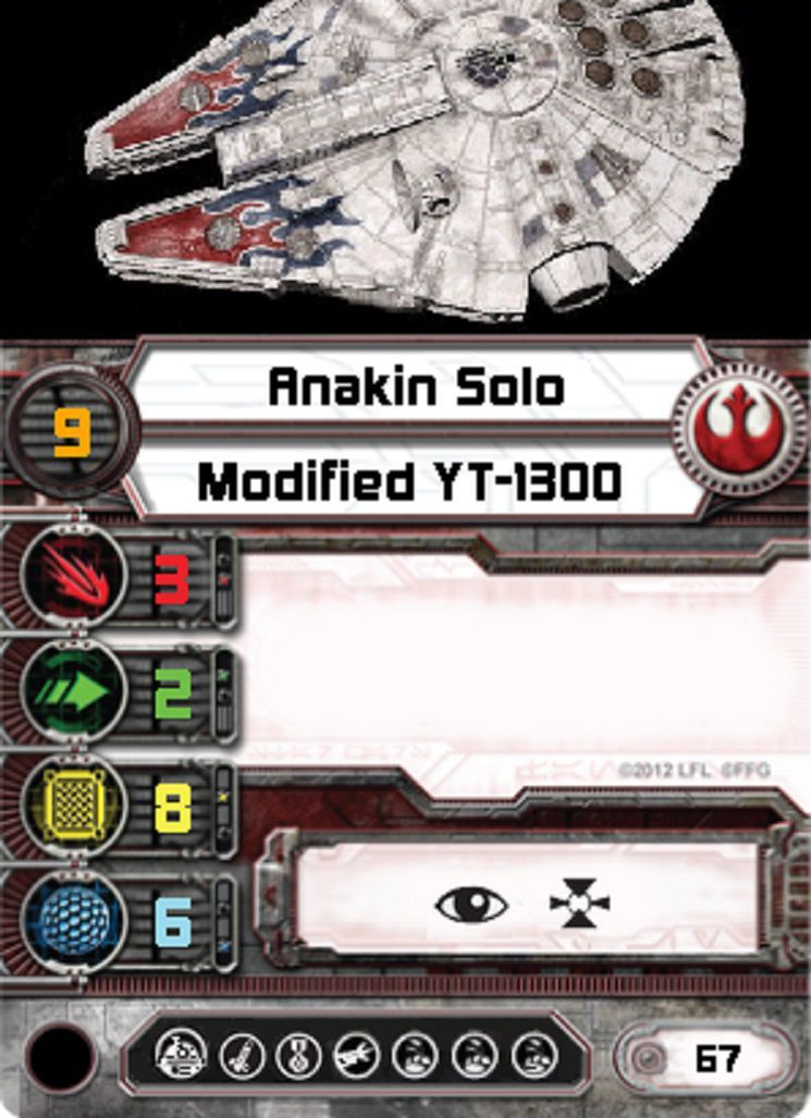 Upgrade card ideas: lets here them! | Star Wars: X-Wing Miniatures