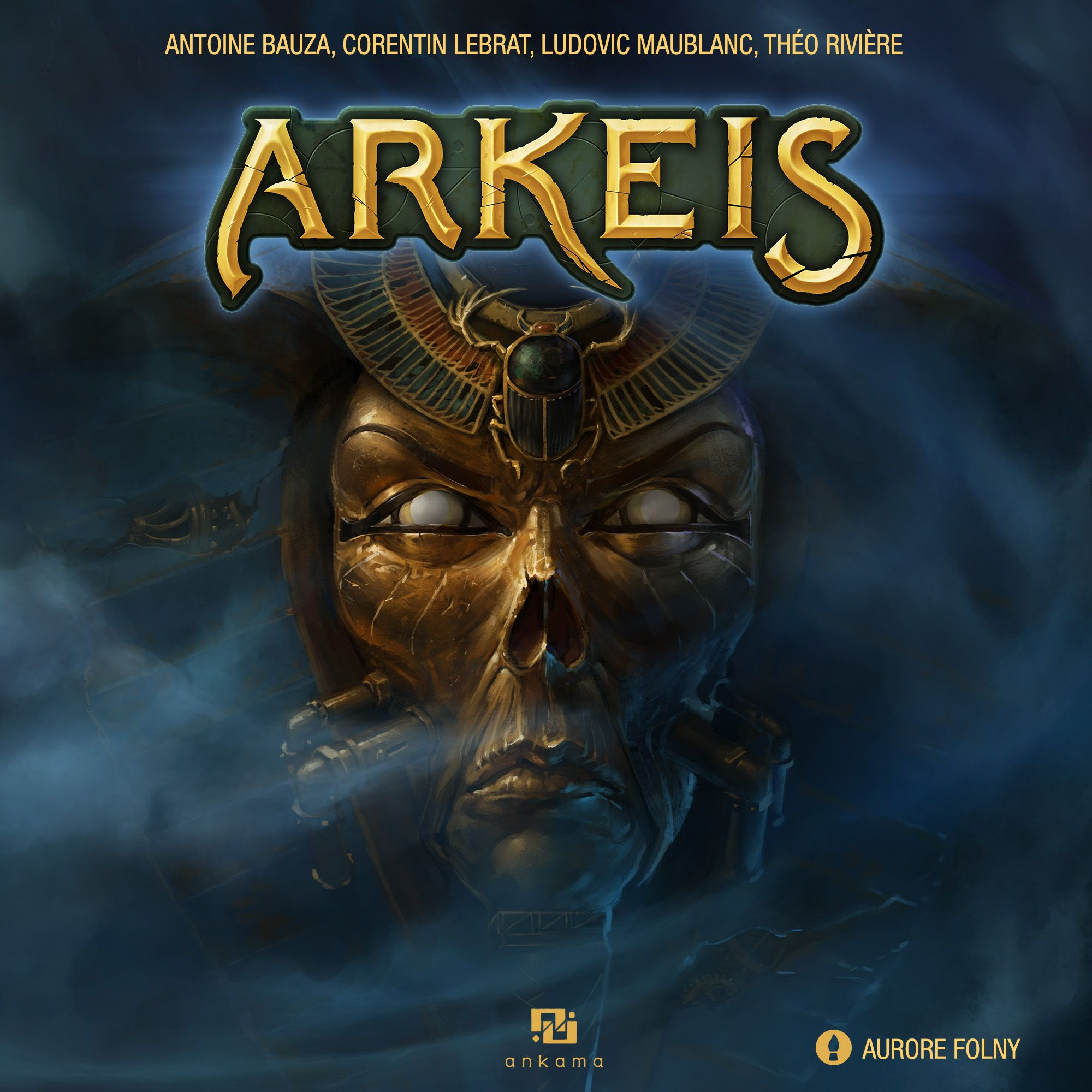 Main image for Arkeis board game