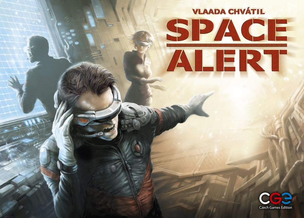 Main image for Space Alert