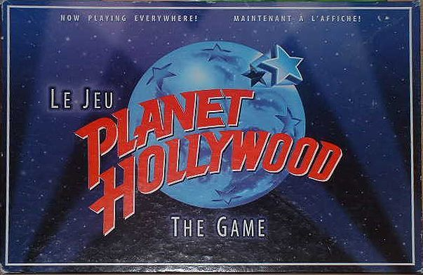Planet Hollywood: The Game