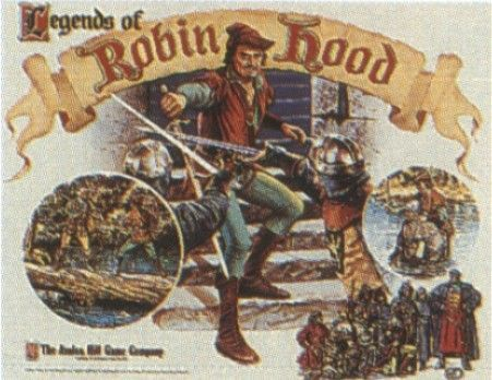 Legends of Robin Hood