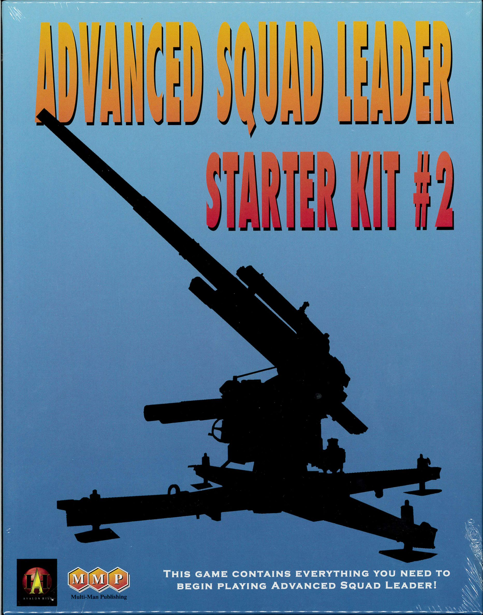 Main image for Advanced Squad Leader: Starter Kit #2 board game