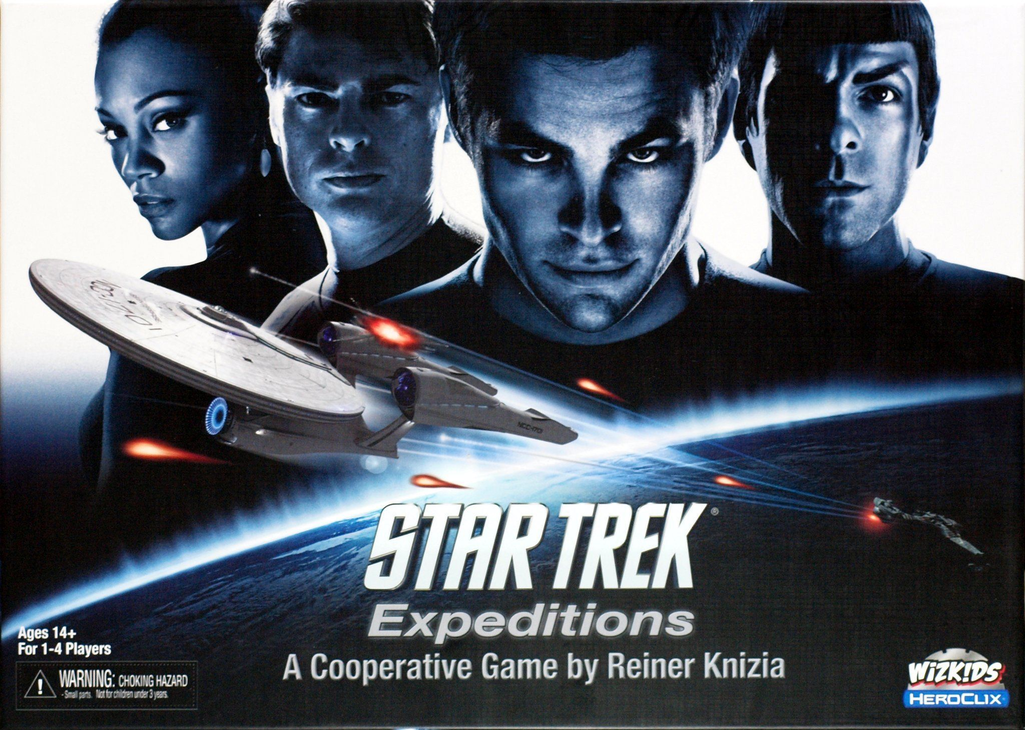Main image for Star Trek: Expeditions